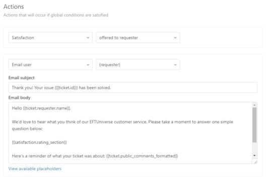 Zendesk Tutorial: Activating CSAT - Influx